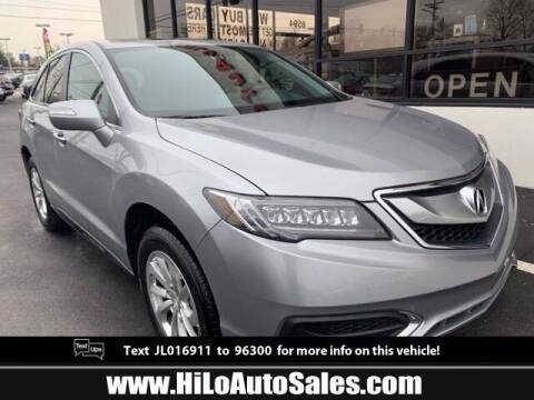 2018 Acura RDX for sale at BuyFromAndy.com at Hi Lo Auto Sales in Frederick MD