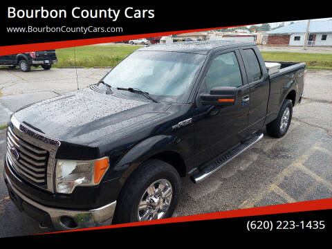 2012 Ford F-150 for sale at Bourbon County Cars in Fort Scott KS