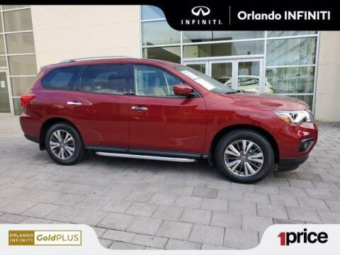 2019 Nissan Pathfinder for sale at Orlando Infiniti in Orlando FL