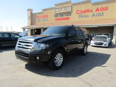 2013 Ford Expedition for sale at Import Motors in Bethany OK