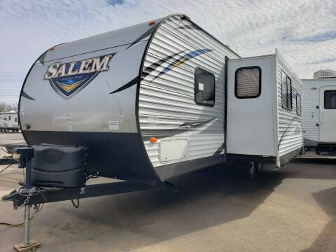 2017 Forest River Salem 27DBK  for sale at Ultimate RV in White Settlement TX