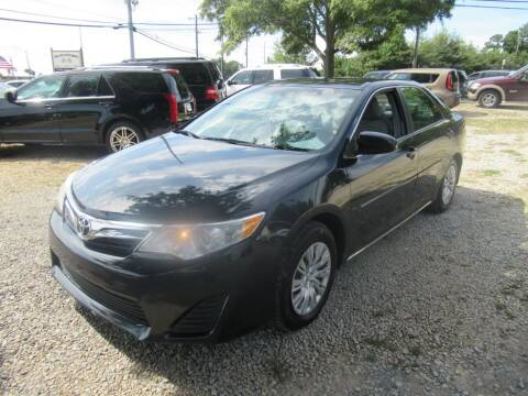 2014 Toyota Camry for sale at Dallas Auto Mart in Dallas GA
