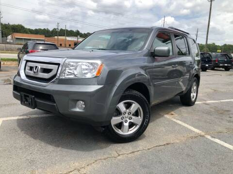 2009 Honda Pilot for sale at Atlas Auto Sales in Smyrna GA