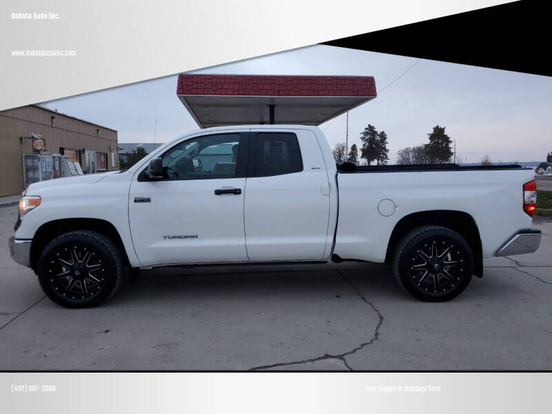 2017 Toyota Tundra for sale at Dakota Auto Inc. in Dakota City NE