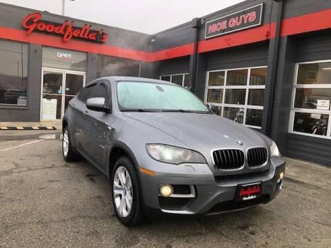 2013 BMW X6 for sale at Goodfella's  Motor Company in Tacoma WA