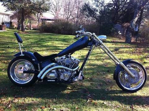 2003 American Ironhorse Texas Chopper for sale at Island Motor Cars in Nesconset NY