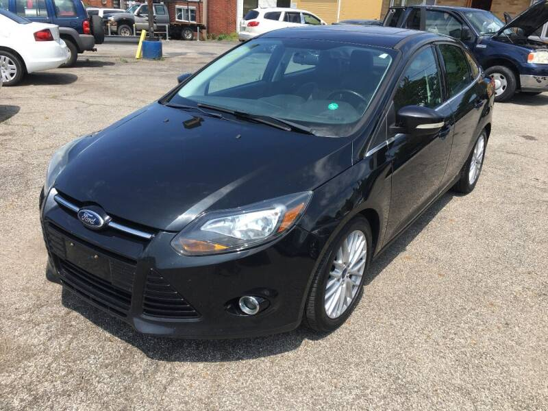 2014 Ford Focus for sale at Payless Auto Sales LLC in Cleveland OH