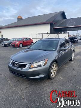 2009 Honda Accord for sale at Carmel Motors in Indianapolis IN