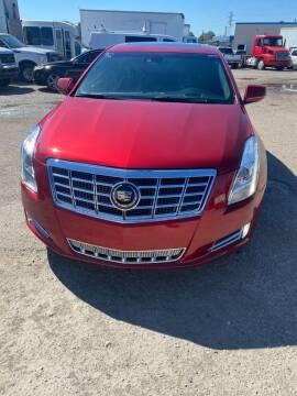 2013 Cadillac XTS for sale at BSA Used Cars in Pasadena TX