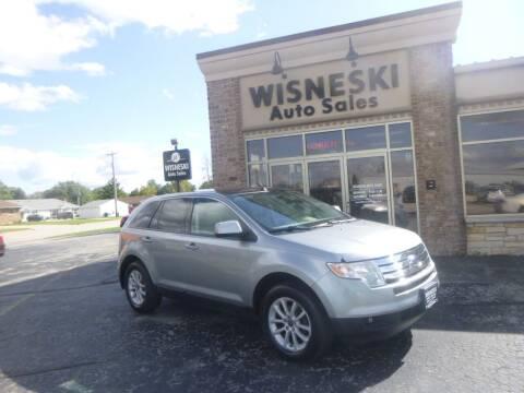 2007 Ford Edge for sale at Wisneski Auto Sales, Inc. in Green Bay WI