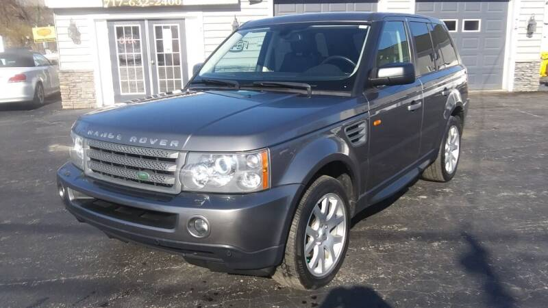 2008 Land Rover Range Rover Sport for sale at American Auto Group, LLC in Hanover PA