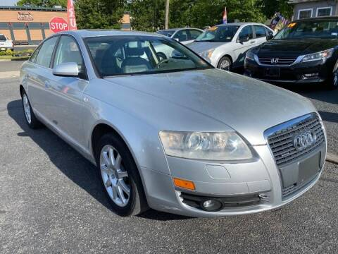 2005 Audi A6 for sale at CANDOR INC in Toms River NJ
