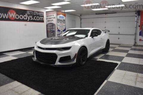 2018 Chevrolet Camaro for sale at WOODY'S AUTOMOTIVE GROUP in Chillicothe MO