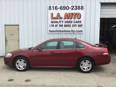 2011 Chevrolet Impala for sale at LA AUTO in Bates City MO