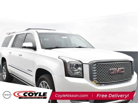 2016 GMC Yukon XL for sale at COYLE GM - COYLE NISSAN - Coyle Nissan in Clarksville IN