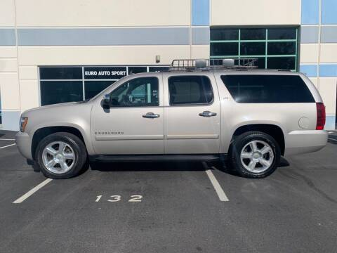 2007 Chevrolet Suburban for sale at Euro Auto Sport in Chantilly VA