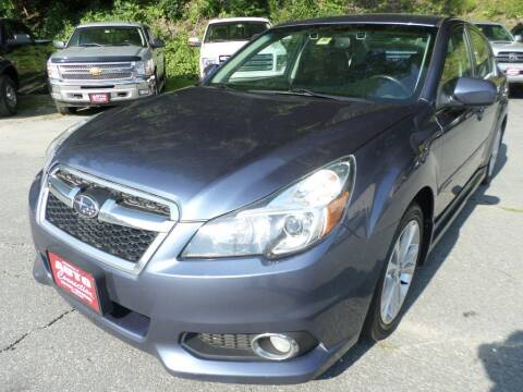 2013 Subaru Legacy for sale at AUTO CONNECTION LLC in Springfield VT