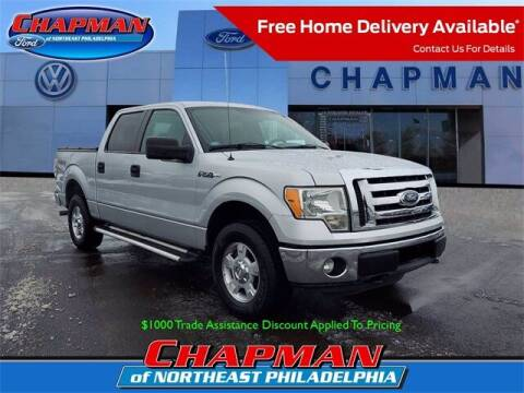 2011 Ford F-150 for sale at CHAPMAN FORD NORTHEAST PHILADELPHIA in Philadelphia PA