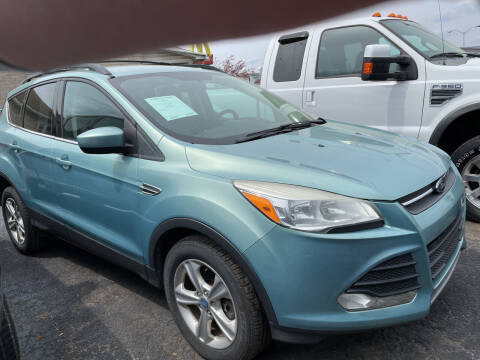 2013 Ford Escape for sale at Rine's Auto Sales in Mifflinburg PA
