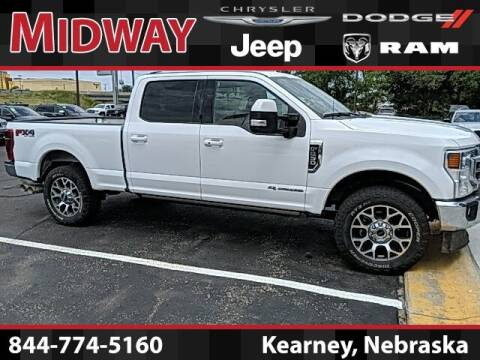 2020 Ford F-250 Super Duty for sale at MIDWAY CHRYSLER DODGE JEEP RAM in Kearney NE