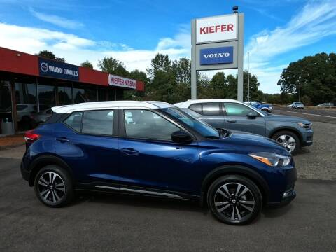 2020 Nissan Kicks for sale at Kiefer Nissan Budget Lot in Albany OR