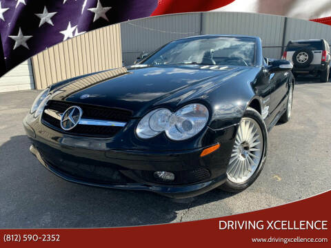 2003 Mercedes-Benz SL-Class for sale at Driving Xcellence in Jeffersonville IN