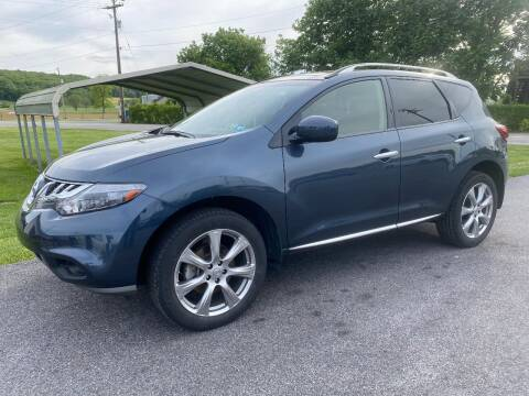 2014 Nissan Murano for sale at Finish Line Auto Sales in Thomasville PA