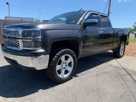 2015 Chevrolet Silverado 1500 for sale at Safeway Auto Sales in Horn Lake MS