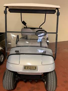 2000 EZGO TXT for sale at ADVENTURE GOLF CARS in Southlake TX