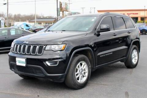 2018 Jeep Grand Cherokee for sale at Preferred Auto Fort Wayne in Fort Wayne IN