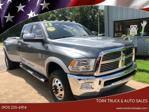 2012 RAM Ram Pickup 3500 for sale at Torx Truck & Auto Sales in Eads TN