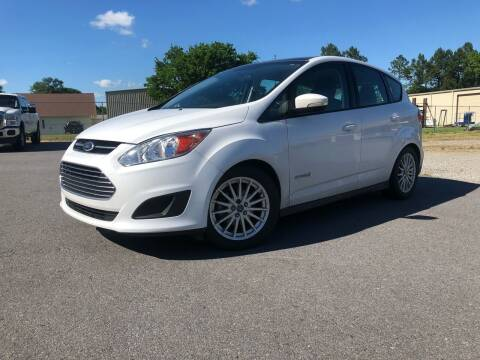 2013 Ford C-MAX Hybrid for sale at Callahan Motor Co. in Benton AR