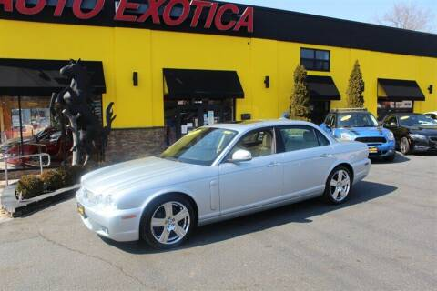 2008 Jaguar XJ-Series for sale at Auto Exotica in Red Bank NJ