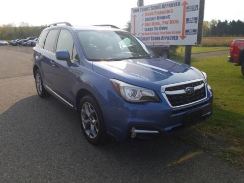 2017 Subaru Forester for sale at Sensible Sales & Leasing in Fredonia NY