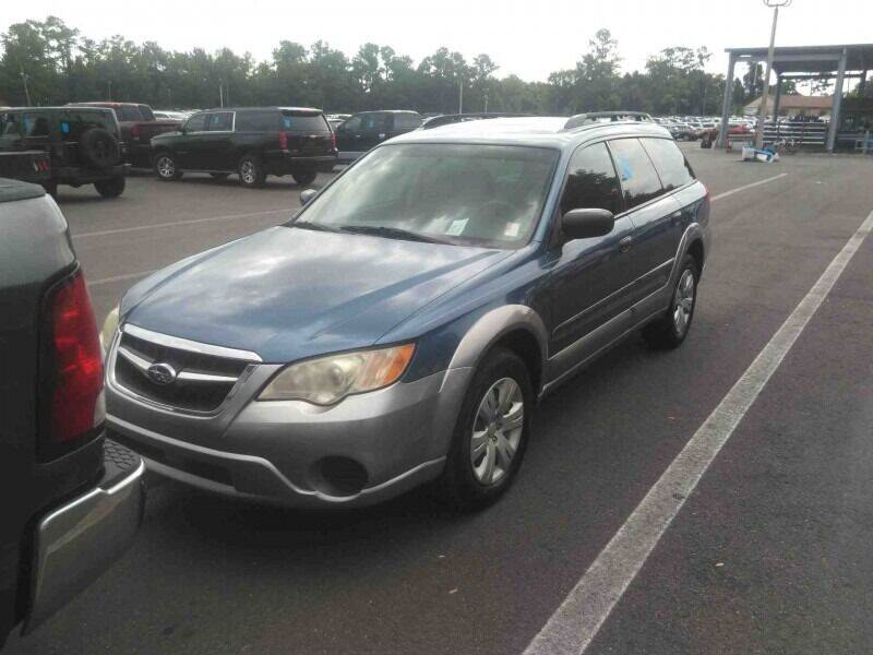 2009 Subaru Outback for sale at Sensible Choice Auto Sales, Inc. in Longwood FL