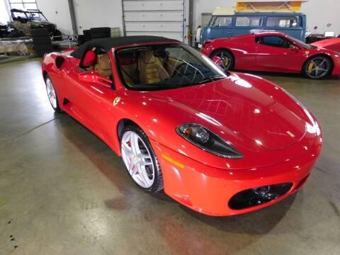 2008 Ferrari F430 Spider for sale at Shedlock Motor Cars LLC in Warren NJ