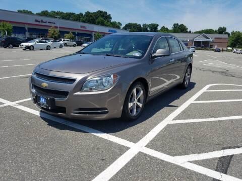 2012 Chevrolet Malibu for sale at B&B Auto LLC in Union NJ