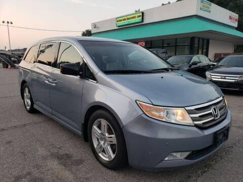 2013 Honda Odyssey for sale at Action Auto Specialist in Norfolk VA