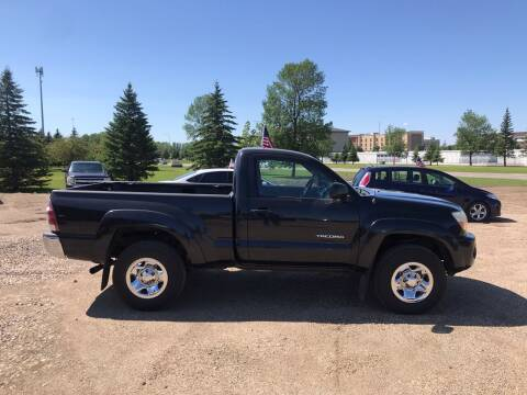 2009 Toyota Tacoma for sale at Crown Motor Inc in Grand Forks ND
