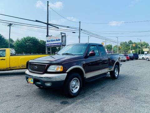 2000 Ford F-150 for sale at New Wave Auto of Vineland in Vineland NJ