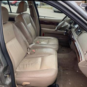 2004 Mercury Grand Marquis for sale at The Bengal Auto Sales LLC in Hamtramck MI