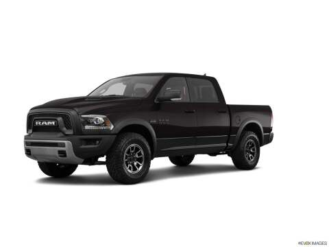 2018 RAM Ram Pickup 1500 for sale at TEX TYLER Autos Cars Trucks SUV Sales in Tyler TX