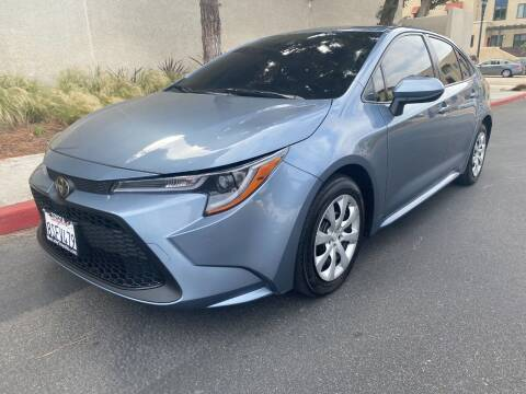 2020 Toyota Corolla for sale at Korski Auto Group in San Diego CA