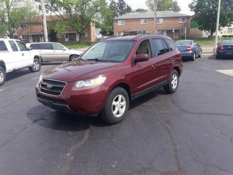 2007 Hyundai Santa Fe for sale at Flag Motors in Columbus OH