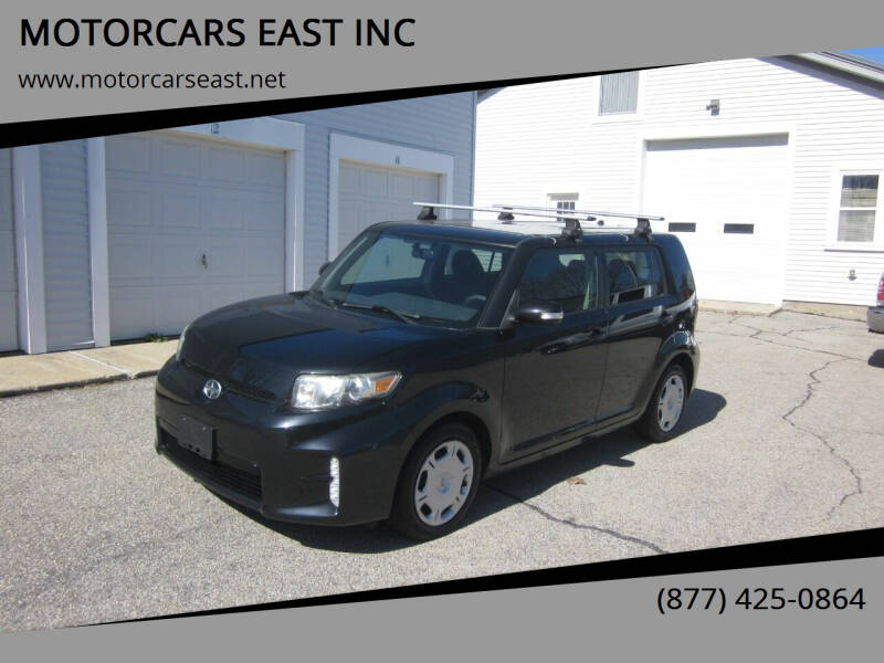 2013 Scion xB for sale at MOTORCARS EAST INC in Derry NH