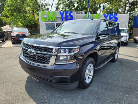 2017 Chevrolet Tahoe for sale at Car Yes Auto Sales in Baltimore MD