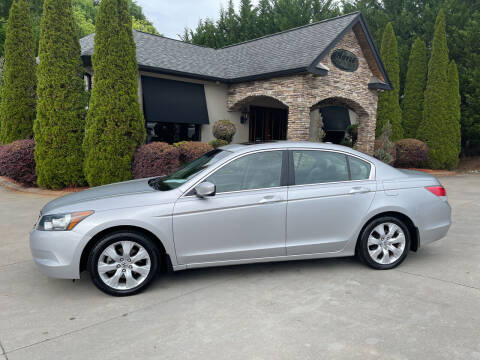 2010 Honda Accord for sale at Hoyle Auto Sales in Taylorsville NC