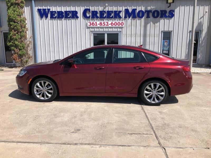 2015 Chrysler 200 for sale at Weber Creek Motors in Corpus Christi TX