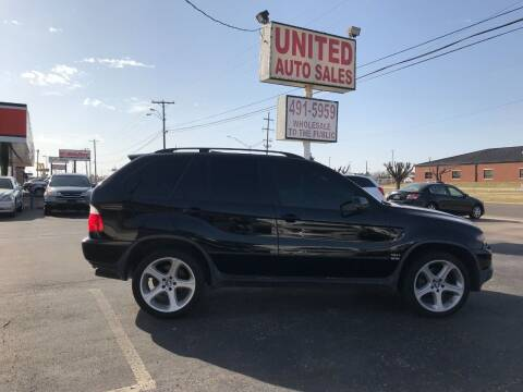 2005 BMW X5 for sale at United Auto Sales in Oklahoma City OK