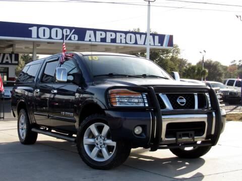 2010 Nissan Titan for sale at Orlando Auto Connect in Orlando FL